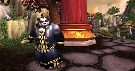 Mists of Pandaria Release Date