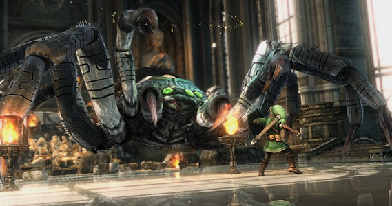 Miyamoto Confirms HD Zelda