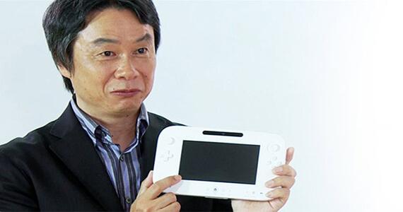Wii U Miyamoto