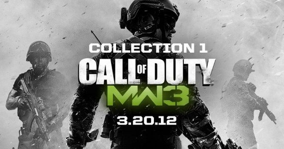'Modern Warfare 3' Content Collection #1 Detailed and Dated