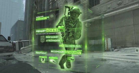 Call of Duty XP 2011: 'Modern Warfare 3' Multiplayer Impressions