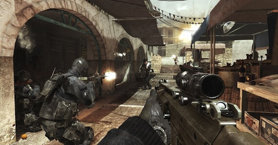 Modern Warfare 3 New Mode