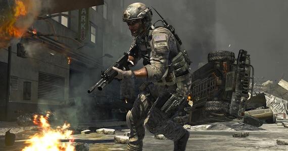 Modern Warfare 3 Sales Slowing