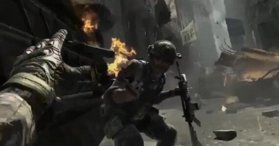 'Call of Duty: Modern Warfare 3' Trailer Shows WW3