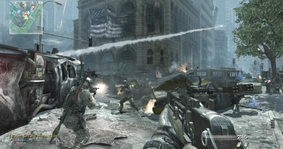 'Modern Warfare 3' Adds Community Playlists, 'Drop Zone' Mode