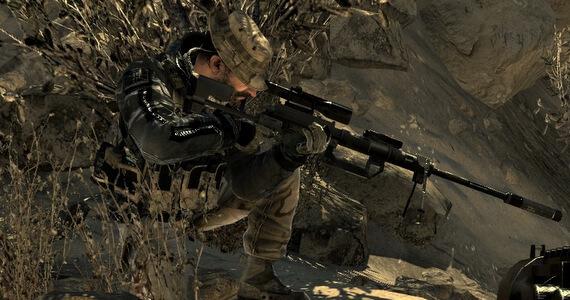 Modern Warfare 4 Not Confirmed?