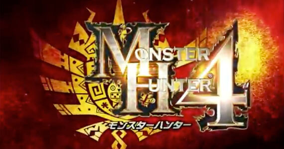 'Monster Hunter 4' Coming to 3DS in 2013
