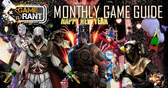 The January Game Guide