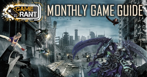 The Monthly Game Guide: June 2012 Edition