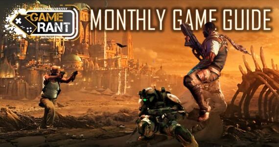 The Monthly Game Guide May 2012 Edition