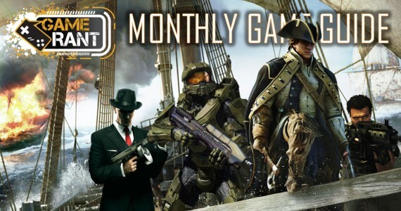 Monthly Game Guide November