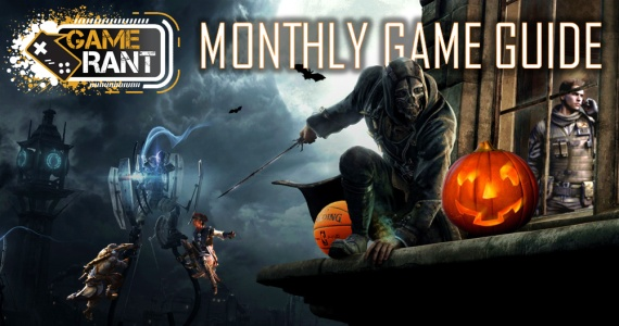 October Video Game Releases
