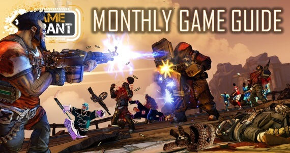 The Monthly Game Guide: September 2012 Edition