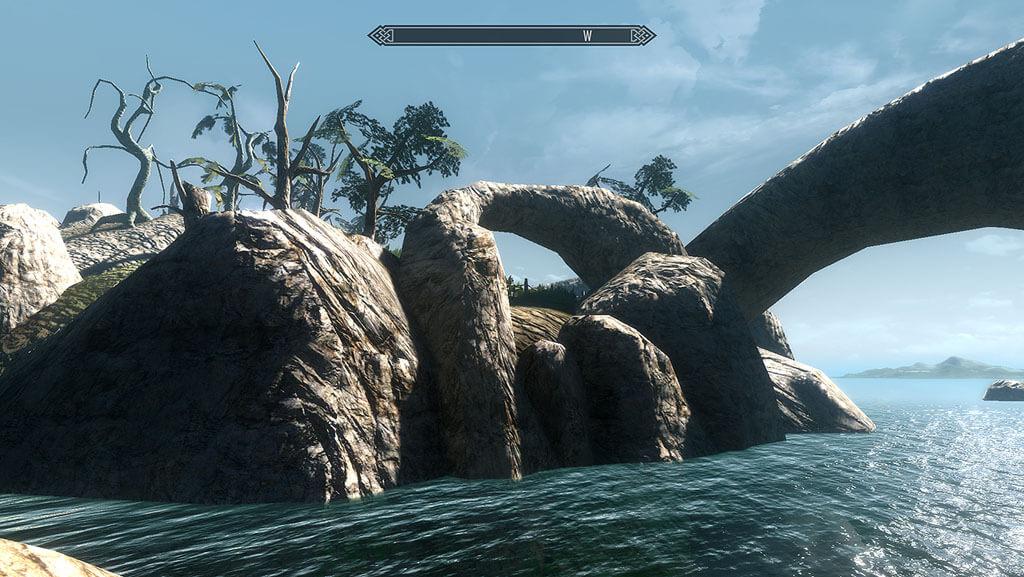 Epic Mod Alert: Morrowind Meets Skyrim in 'Skywind'