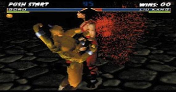 Mortal Kombat 4 Gameplay