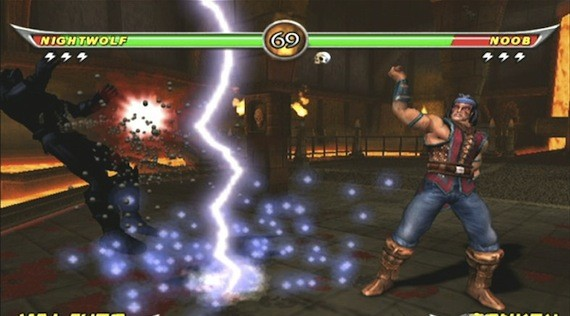Mortal Kombat Armageddon Gameplay