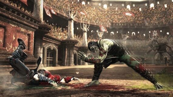 Mortal Kombat Balancing NetherRealm