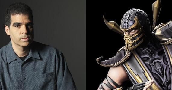 Mortal Kombat DLC Ed Boon