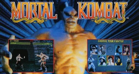 Mortal Kombat Kollection Gameplay Images