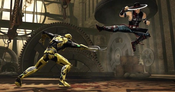 Mortal Kombat PS3 Online Pass Suspended