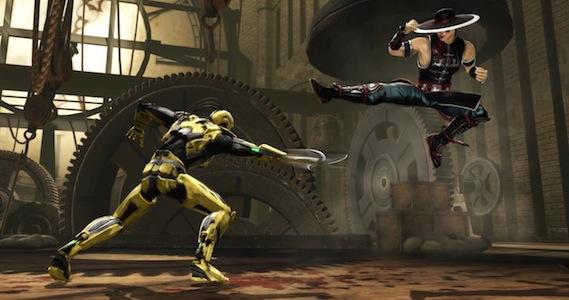 Mortal Kombat PS3 Online Pass Suspended