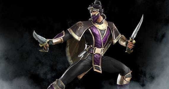 'Mortal Kombat' Rain DLC Trailer and Release Date Announced