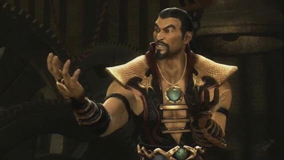 Mortal Kombat Shang Tsung Trailer