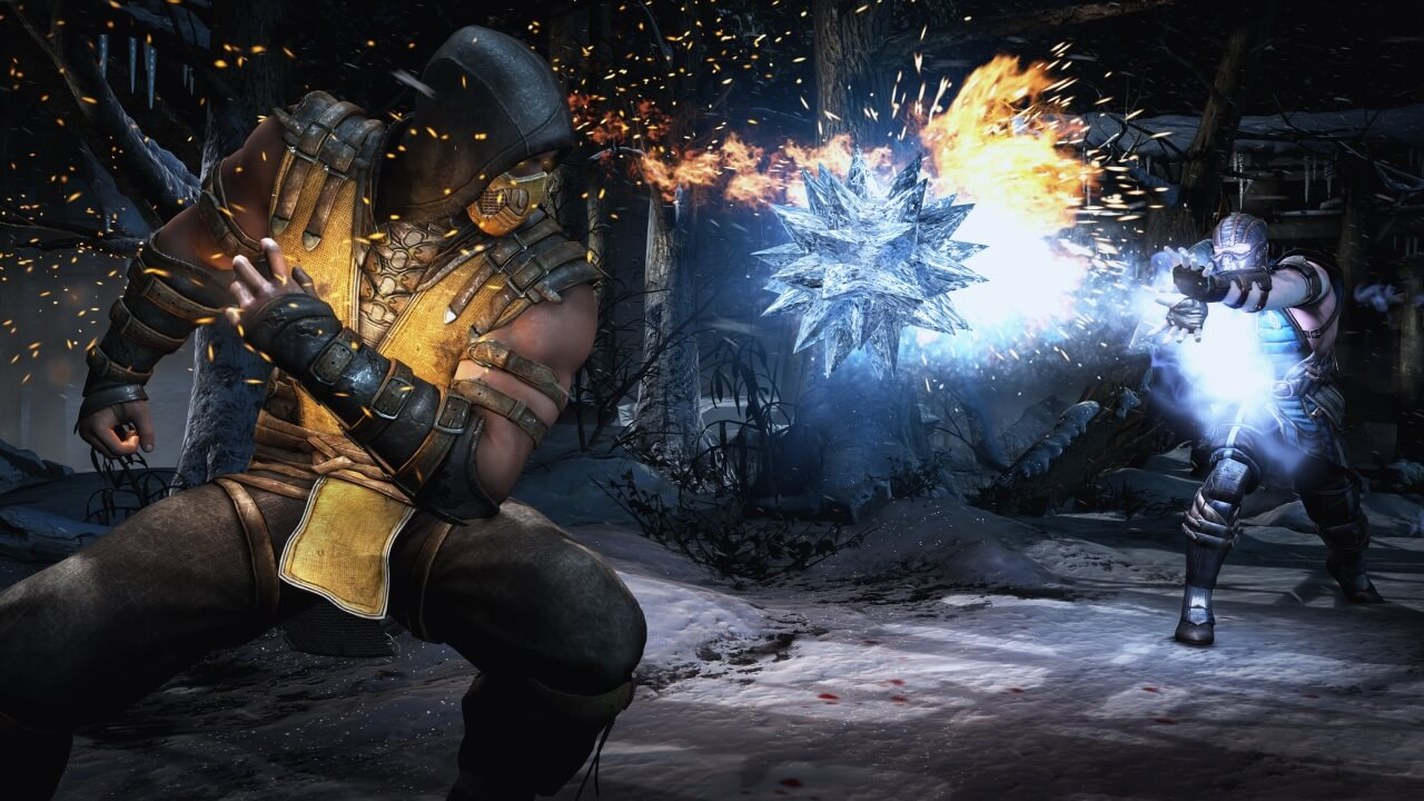 'Mortal Kombat X': Blood Has Never Been This Beautiful