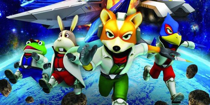 Most Anticipated 2015 - Star Fox Wii U