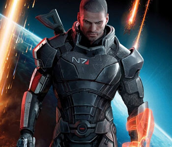 Most Anticipated Games of 2012 - Mass Effect 3
