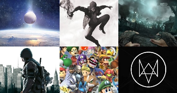 Game Rant's 12 Most Anticipated Games of 2014