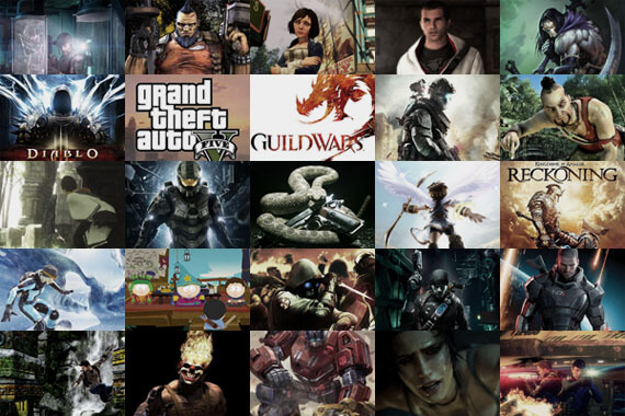 Our 25 Most Anticipated Games of 2012
