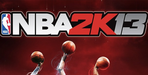 'NBA 2K13' Unveils Trio of Cover Athletes