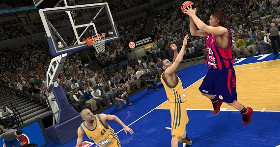 'NBA 2K14': Includes 14 European Teams; New Lebron Gameplay Images