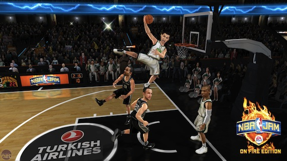 NBA Jam On Fire Edition Review - Gameplay