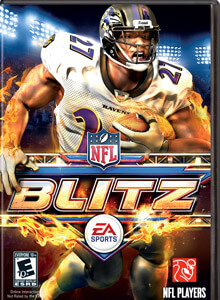 NFL Blitz Cover Ray Rice