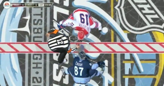 NHL 12 Preview Winter Classic