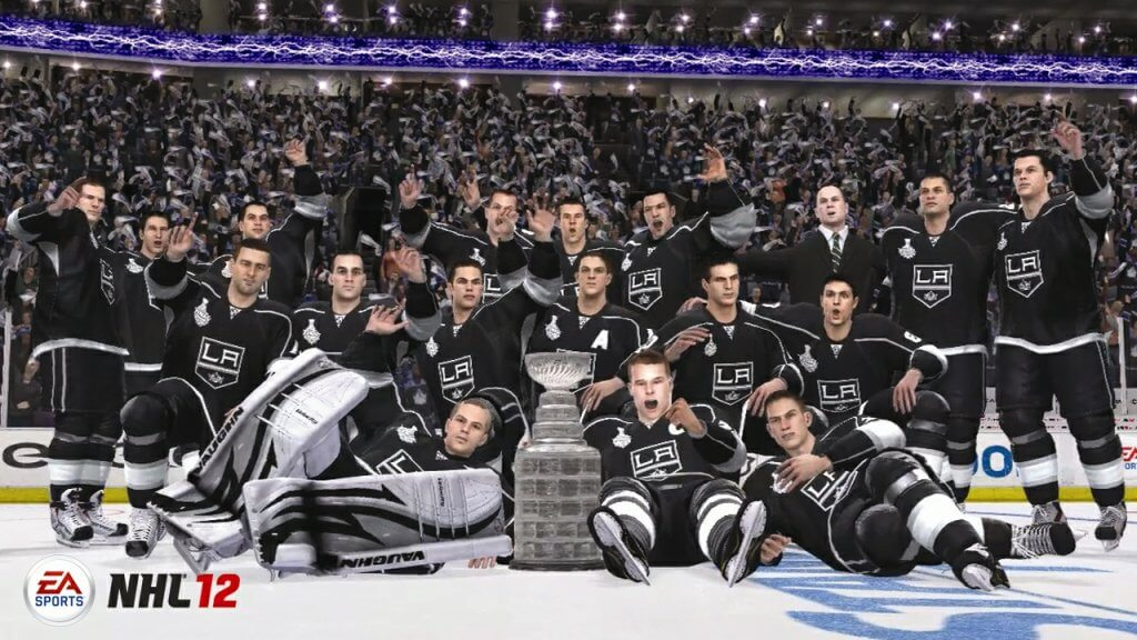 'NHL 12' Predicts Stanley Cup Champion L.A. Kings