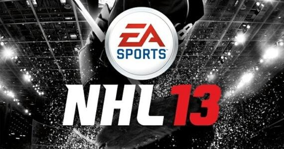 'NHL 13' Gameplay Trailer Explosion