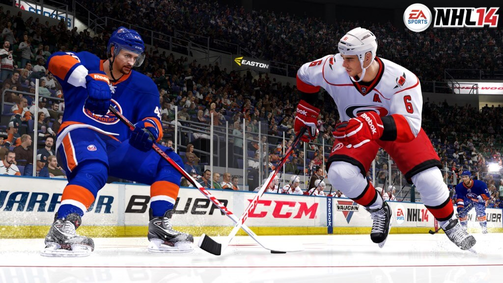 'NHL 14' Preview: The Physical Game Gets a Much-Needed Update