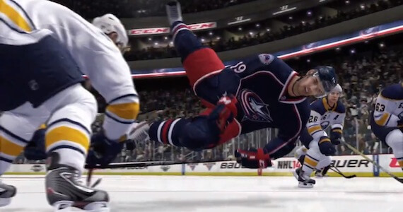 'NHL 14' Trailer and Gameplay Details: Improved Physics and Fighting