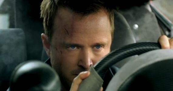 'Need For Speed' Movie Gets Its First Trailer