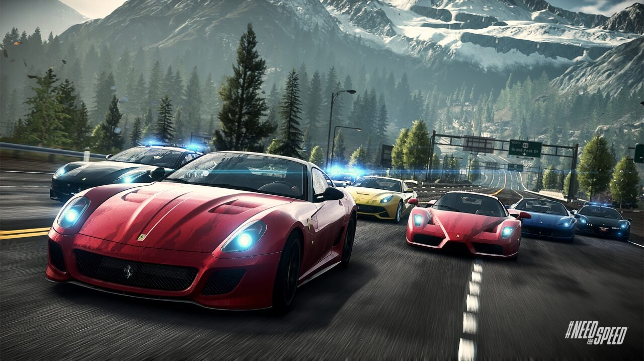need for speed rivals review. Black Bedroom Furniture Sets. Home Design Ideas