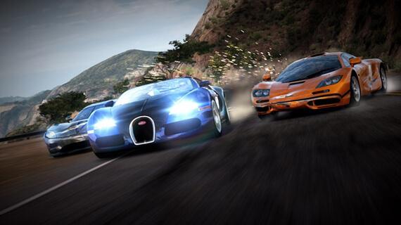 Need for Speed Hot Pursuit DLC Trailer Porsche Armed Dangerous