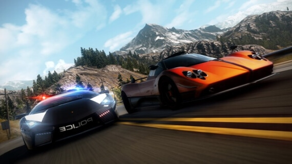 Need for Speed Hot Pursuit Hands on Preview