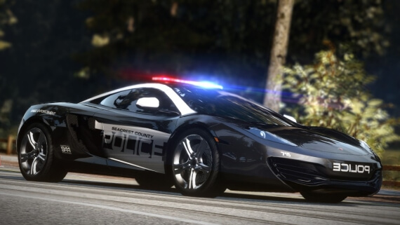 Need for Speed Hot Pursuit Police