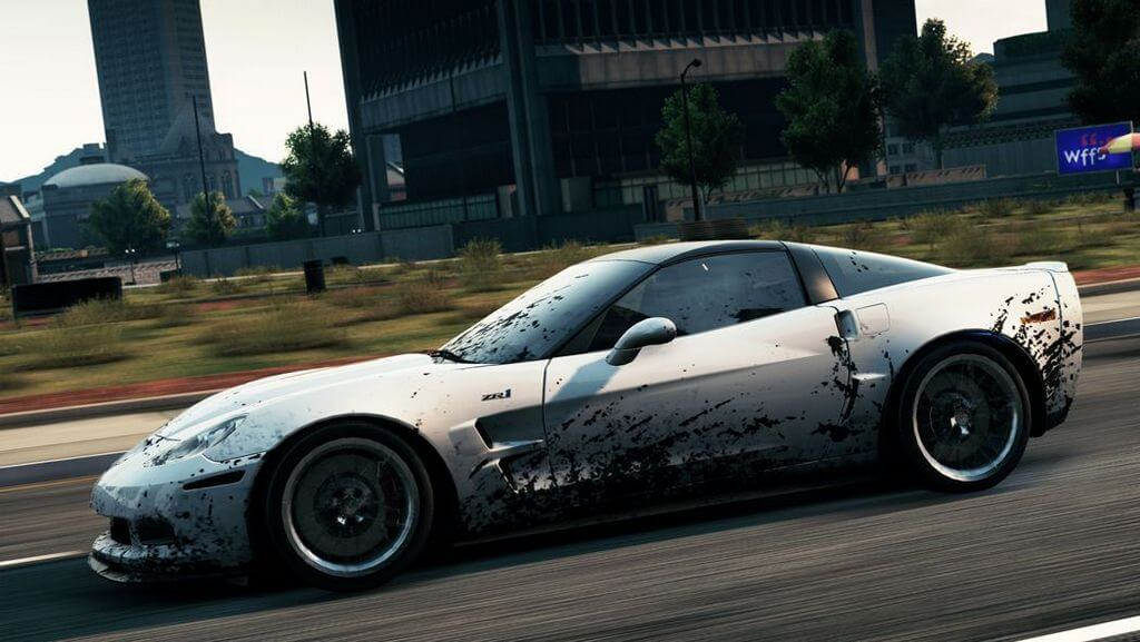 New 'Need for Speed Most Wanted' Trailer Gets Dirty