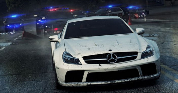 'Need for Speed Most Wanted' Find It, Drive It Trailer