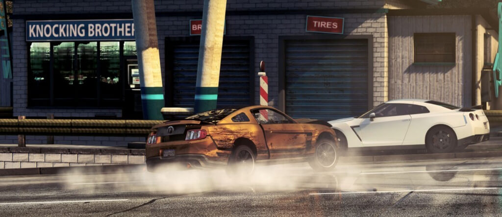 'Need for Speed Most Wanted' Get Wanted Trailer