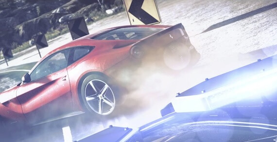 Need for Speed Rivals Second Screen